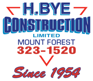 H. Bye Construction Ltd.